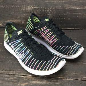 Nike Men's Free RN Flyknit Size 6.5
